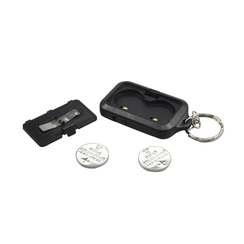 Mini LED COB Flashlight Waterproof Portable Keychain Torch Light Camp KQ